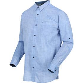 Regatta Banning LS Shirt Men chambray